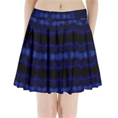 ANCIENT WHO Pleated Mini Mesh Skirt(P209)