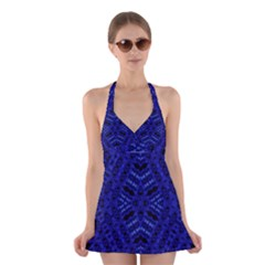 HYDROGEN Halter Swimsuit Dress