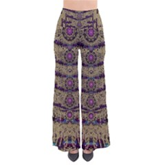 Lace Landscape Abstract Shimmering Lovely In The Dark Pants