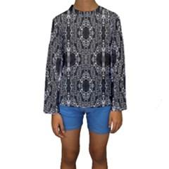 INSIDE OUT Kid s Long Sleeve Swimwear