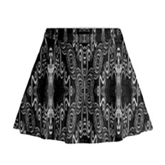 Inside Out Mini Flare Skirt