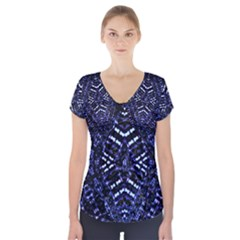 2016 30 7  17 16 20 Short Sleeve Front Detail Top