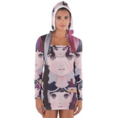 Tapioca Now 2 Women s Long Sleeve Hooded T-shirt