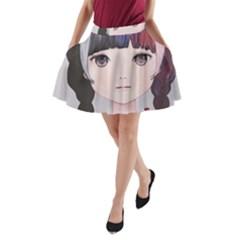 Tapioca Now 2 A Line Pocket Skirt