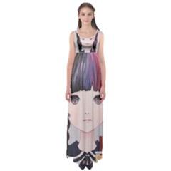 Tapioca Now 2 Empire Waist Maxi Dress