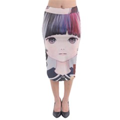 Tapioca Now 2 Midi Pencil Skirt