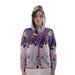 Sweet Boredom Hooded Wind Breaker (women)