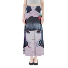Nakayoshi Strawberry Maxi Skirts