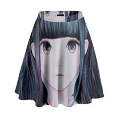 Nakayoshi Strawberry High Waist Skirt