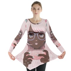 Gamergirl 3 Long Sleeve Tunic