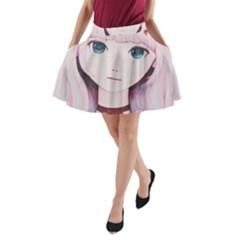 Sweet Tuesday A Line Pocket Skirt