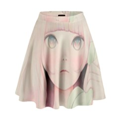 Soy Sauce Uchuuw High Waist Skirt