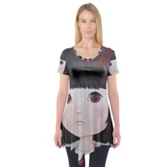 Maplesyrupsyndrome4 0 Short Sleeve Tunic