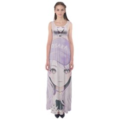 Ricehime Empire Waist Maxi Dress