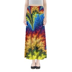 Amazing Special Fractal 25a Maxi Skirts