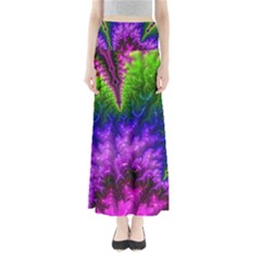Amazing Special Fractal 25c Maxi Skirts