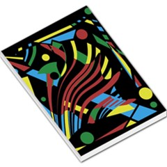 Optimistic abstraction Large Memo Pads