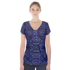2016 30 7  17 16 20 (2)erfhnh Short Sleeve Front Detail Top