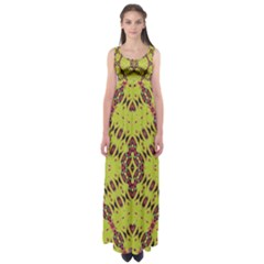 K,ukujjj (4) Empire Waist Maxi Dress