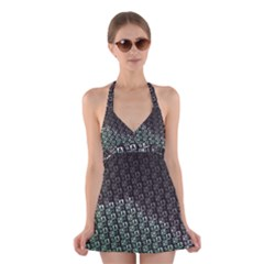 Wash Colville3 Halter Swimsuit Dress