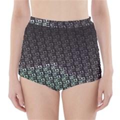 Wash Colville3 High-Waisted Bikini Bottoms