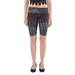 Wash Colville3 Yoga Cropped Leggings