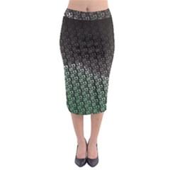 Wash Colville3 Midi Pencil Skirt