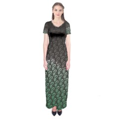 Wash Colville3 Short Sleeve Maxi Dress