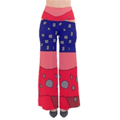 Playful abstraction Pants