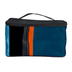 Colorful lines  Cosmetic Storage Case