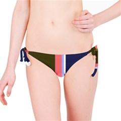 Decorative lines Bikini Bottom
