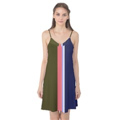 Decorative lines Camis Nightgown