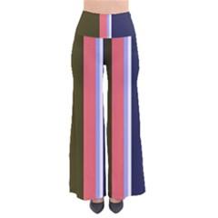 Decorative lines Pants