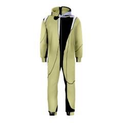 Elegant design Hooded Jumpsuit (Kids)