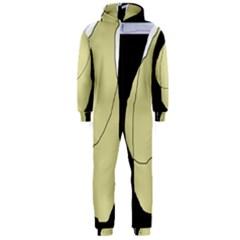 Elegant design Hooded Jumpsuit (Men)
