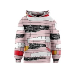 Worms Kids  Pullover Hoodie