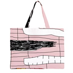 Worms Large Tote Bag