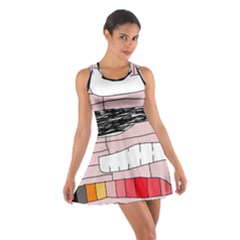 Worms Racerback Dresses