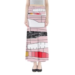Worms Maxi Skirts
