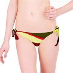 Decorative abstract design Bikini Bottom