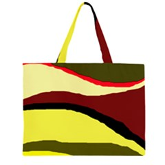 Decorative abstract design Large Tote Bag