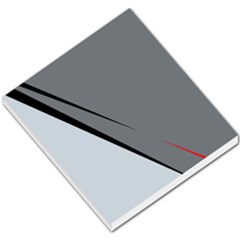 Elegant gray Small Memo Pads