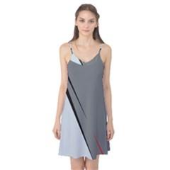 Elegant gray Camis Nightgown