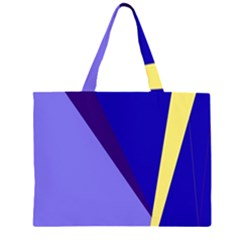 Geometrical abstraction Large Tote Bag