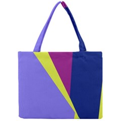 Geometrical abstraction Mini Tote Bag