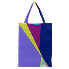 Geometrical abstraction Classic Tote Bag