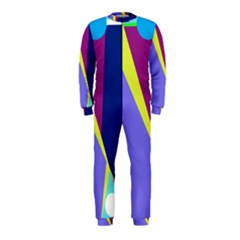 Geometrical abstraction OnePiece Jumpsuit (Kids)