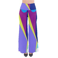 Geometrical abstraction Pants