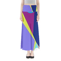 Geometrical Abstraction Maxi Skirts