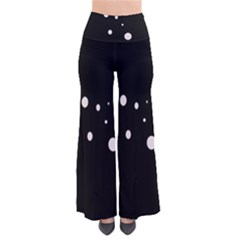White dots Pants